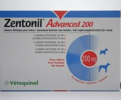 ZENTONIL ADVANCED 200 30