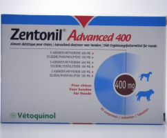 ZENTONIL ADVANCED 400 30 TAB V